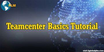 Teamcenter Basics Tutorial