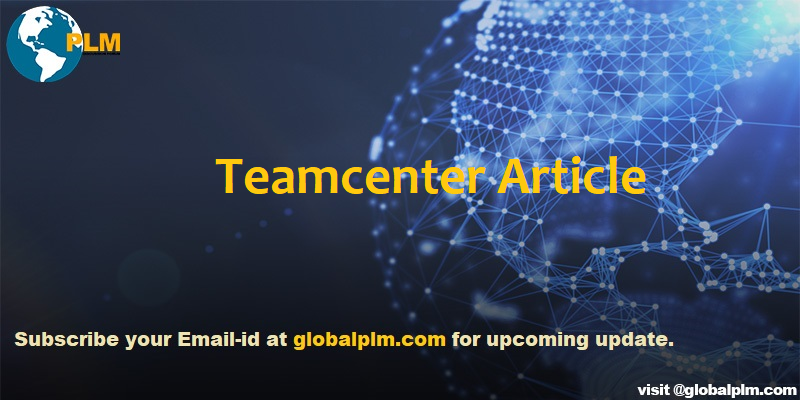 Teamcenter Article
